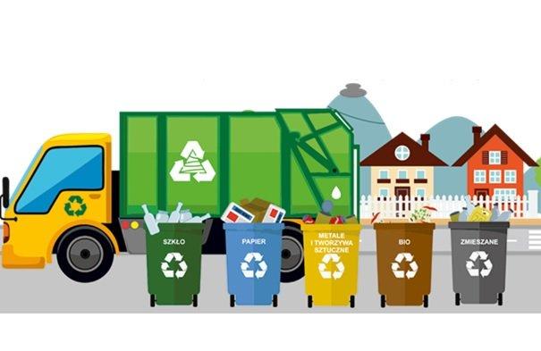 Zmiana wysokości stawki opłaty za gospodarowanie odpadami komunalnymi od 1 kwietnia 2020r.