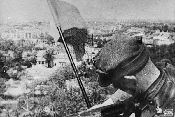 75 rocznica zakończenia II Wojny Światowej
