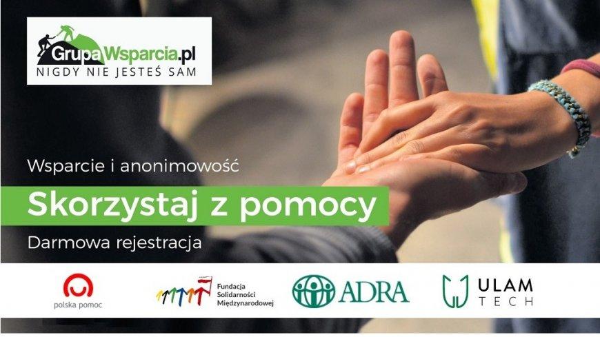 Pomoc dla emigrantów z Białorusi