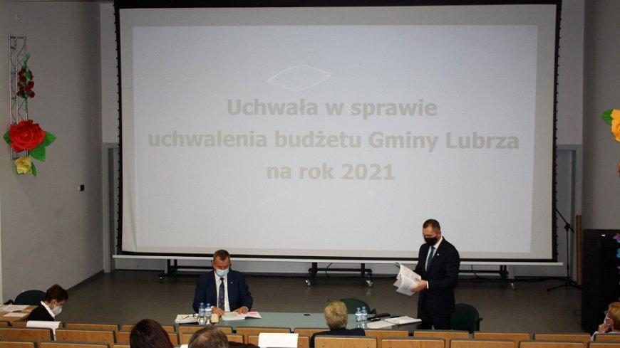 Budżet na 2021 rok uchwalony jednogłośnie!