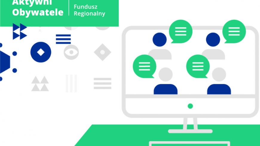 Bezpłatna konferencja on-line otwierająca Program Aktywni Obywatele - Fundusz Regionalny